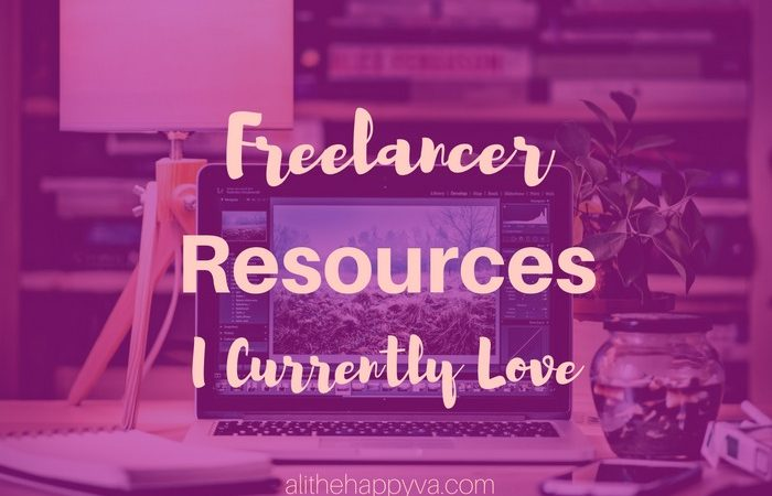 Freelancer Resources I Currently Love