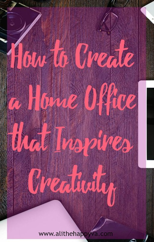 Moving into my new workspace, creating a home office that inspires productivity AND creativity is a big goal of mine. Lots of tips on this!!