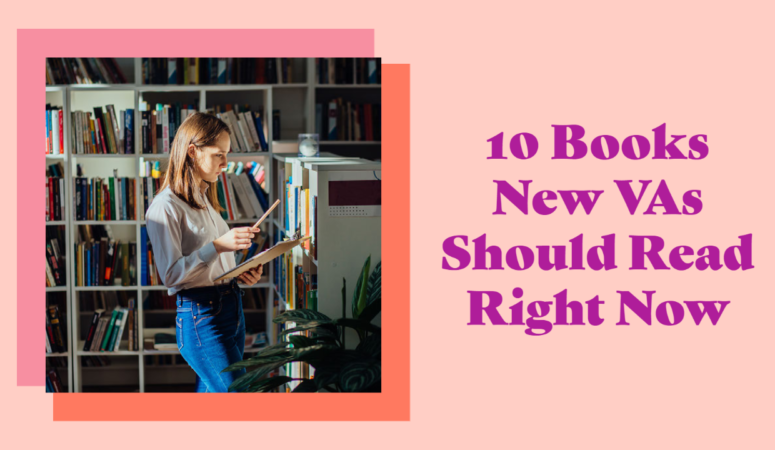 10 Must Read Books for New Virtual Assistants