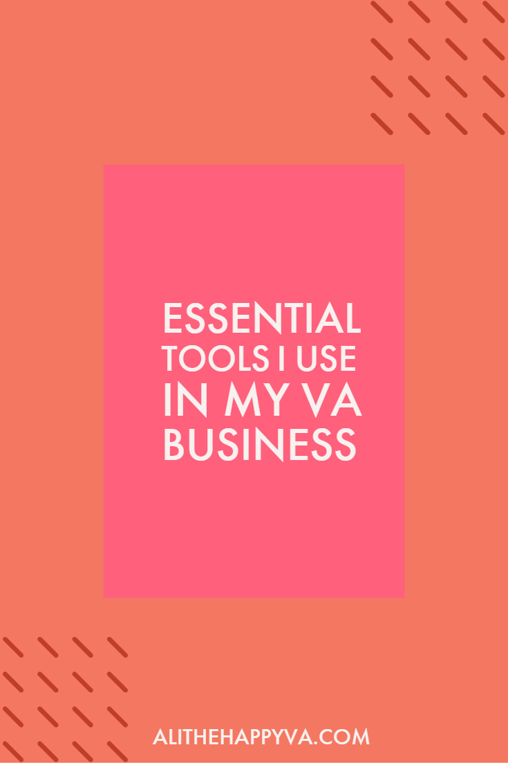 Using the right tools is essential in my VA business. Without amazing tools, I would be so much less efficient, my job would be a lot harder, and I might be on my way to burning out.