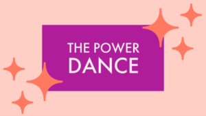There is so much wisdom and emotion in our bodies. The Power Dance exercise helps work through tough feelings and let certain situations go.