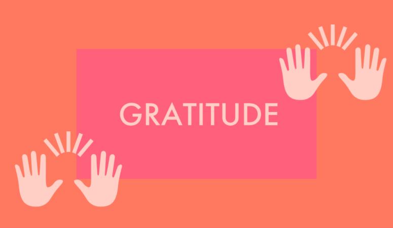Gratitude + Celebrations!